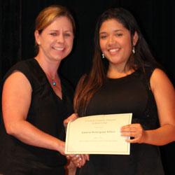 2015 Scholarship Awarded to Whitney High School Company