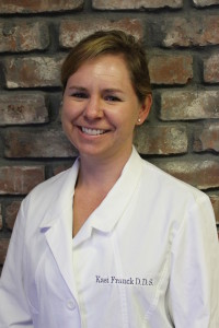 Rocklin Family Dentist, Dr. Kasi Franck