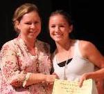 Rocklin Dentist, Franck Family Dental, Announces 2013 Scholarship Award to Whitney High School Graduating Senior Stephanie Diettinger