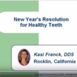 Rocklin Dentist, Kasi Franck DDS announces new online dental educational series